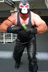 Kapow! Comic Con : Winner of the Kapow! Cosplay Contest - Bane by Craig Grobler