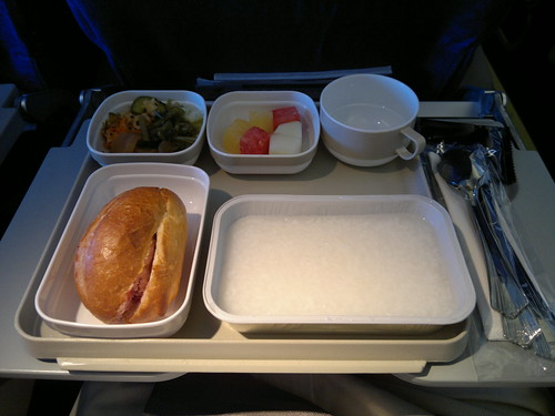 Breakfast on Air China