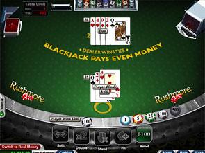 Face Up 21 Blackjack Strategy