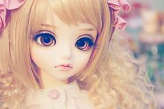 Peak's Woods SD Yeru (Cyristine) Tags: cute girl ball asian doll alice sd lolita kawaii bjd jointed dollheart peakswoods yeru
