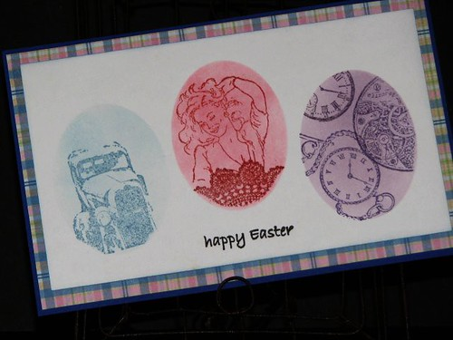 Easter Egg Card 010