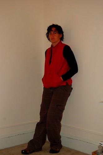Me....in a corner