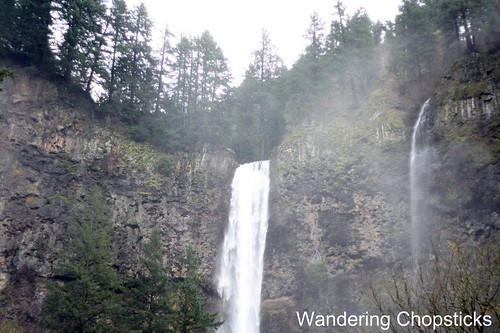 4 Multnomah Falls (Winter) - Columbia River Gorge - Oregon 4