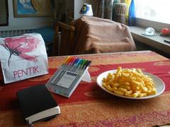 Diary moment in Imatra