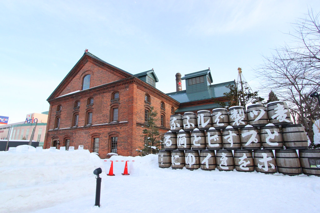 Sapporo Beer Museum (1)