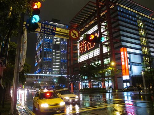 110422 台北市街