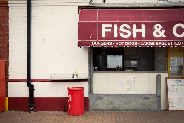 BRIGHTON011, FISH & C.