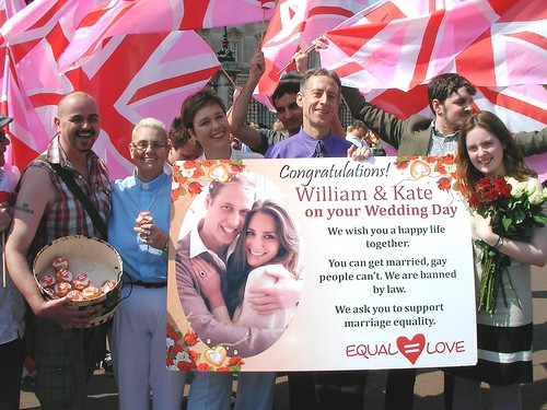 william and kate wedding card. Equal Love - Royal Wedding