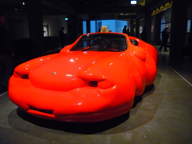 Fat car @ Mona