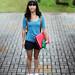 Naomi, Student Plaza