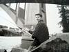 "Apr 30 2011 [Day 180] ""Song Lyric Saturday"" (James_Seattle) Tags: fishing sony cybershot april 1989 365 willametteriver year1 dscf717 westlinn 2011 sonycybershotdscf717 theradio oregoncitybridge jamesseattle songlyricsaturday gatfar"