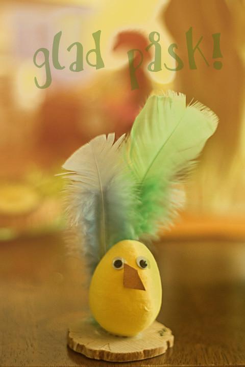 p glad påsk