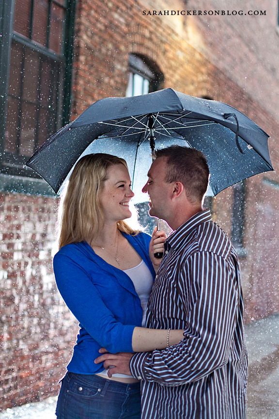 Kansas City Crossroads Arts District engagement photographers
