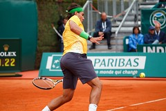 Stick that ass out (mirsasha) Tags: france montecarlo tennis april rafaelnadal 2011 atptour 5dmarkii montecarlomasters canon1004004556is