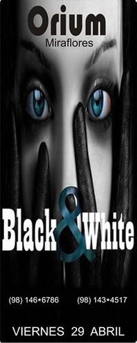 Black & White - Orium