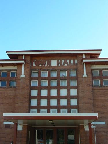 Numurkah Town Hall