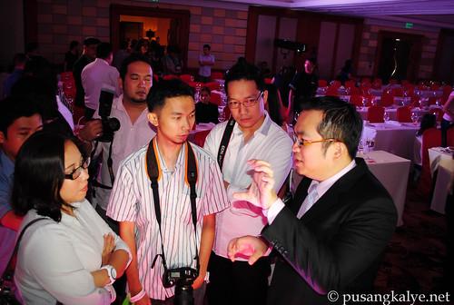 bloggers@Fujitsu event