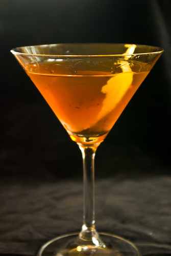 Historic Core cocktail