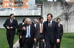 Pedro Passos Coelho no Observatorio para Emprego - V N de Famalicão
