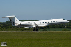 P4-TPS - 5193 - Private - Gulfsteam G550 - Luton - 100603 - Steven Gray - IMG_3068