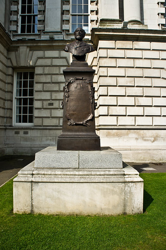 Belfast City Hall - The Lord Pirrie Memorial Plinth