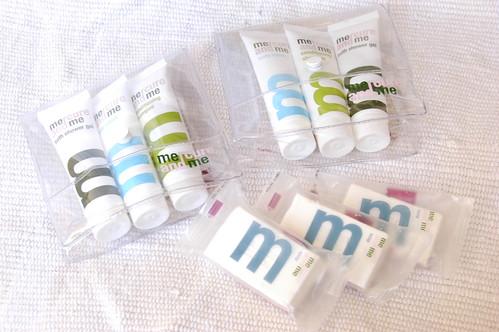 shampoos e sabonetes Hotel Mercure - Curitiba
