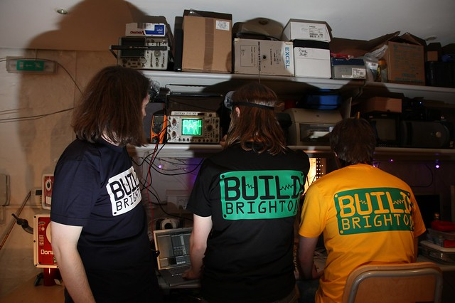 BuildBrighton T-Shirt Photoshoot - 1