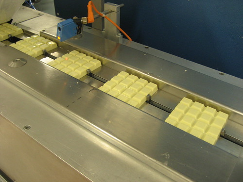 Produktion Blog-Schokolade