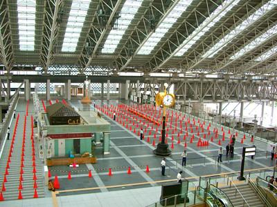 JR大阪駅 OSAKA STATION CITY