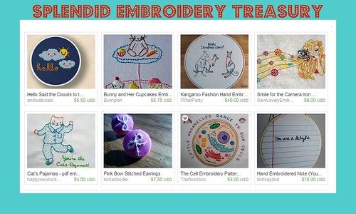 Splendid Embroidery Treasury