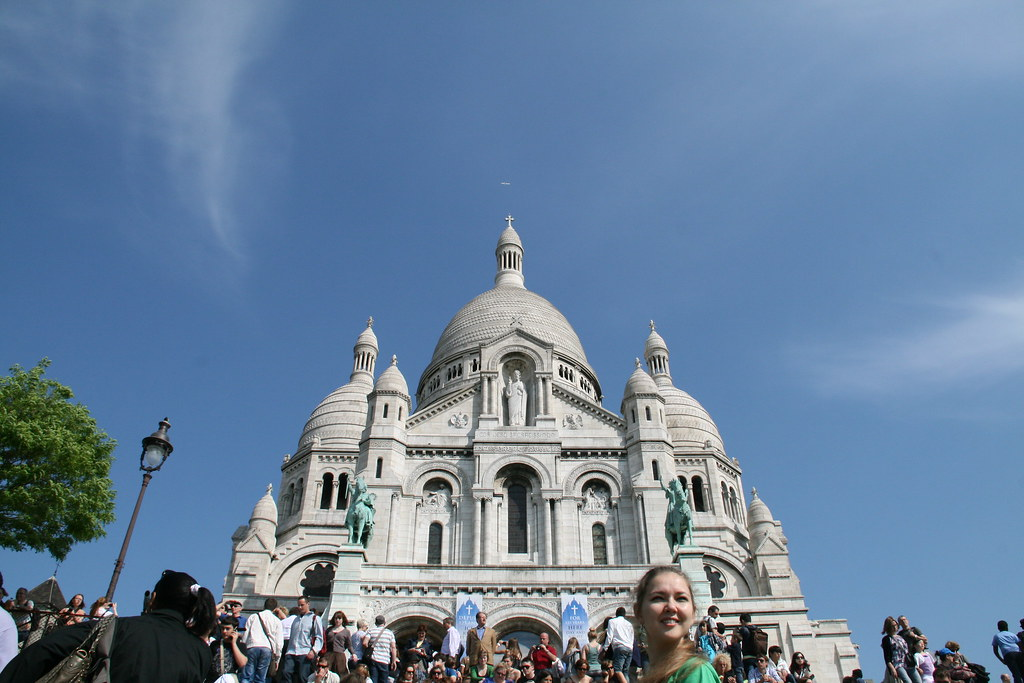 Me and Sacre Coeur