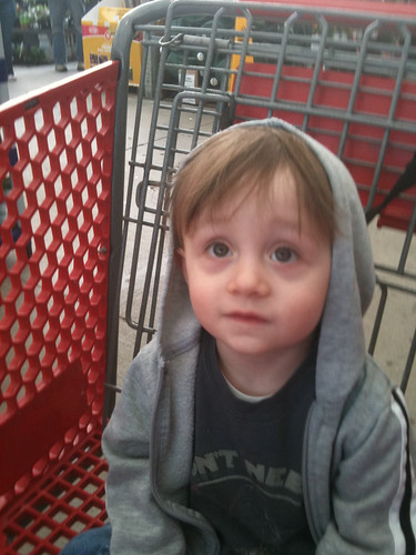 Henry at Lowes