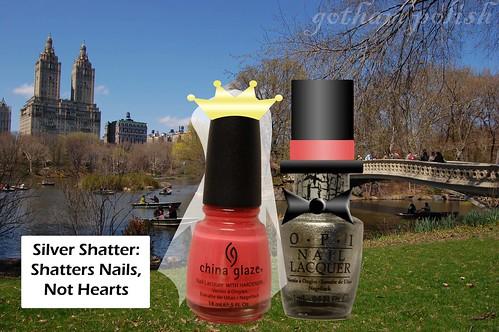 Silver Shatter Central Park