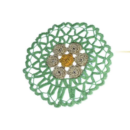 Catálogo Produtos Rede Paranoarte - Mandala em crochê by PARANOARTE