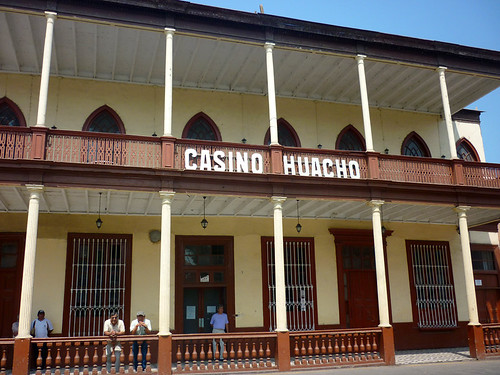 club casino huacho