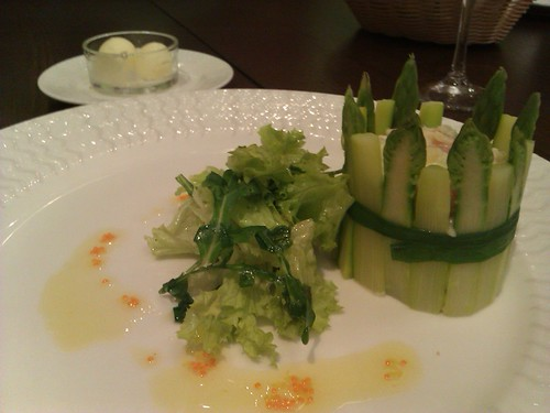 salata sparanghel