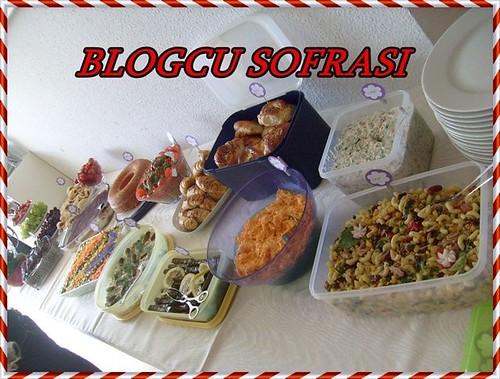 blogcu sofrasi