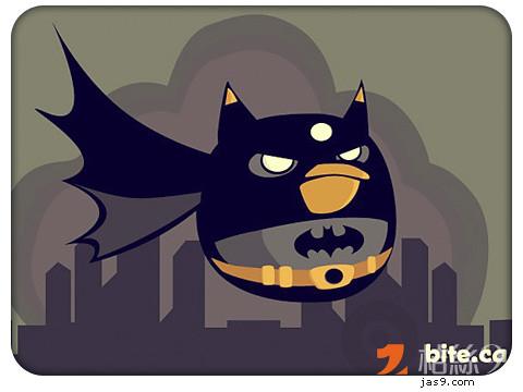 Angry-Batbirds