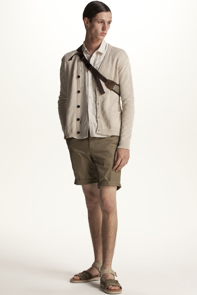 FACTOTUM HOMME 2011 SS 027_Tommy Cox