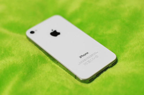 iPhone4 white