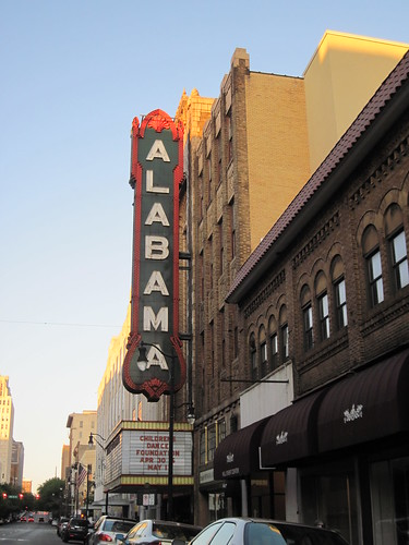 Alabama Theater, Birmingham, Alabama by fables98