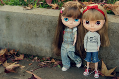 The sun is up, the sky is blue (Bruna Lacrout ) Tags: cute lana me brasil bigeyes doll alice blueeyes off blythe brunette bangs custom browneyes rs making redbow gramado cuthair rbl blod rubyred wiwi sardas urbancowgirl ucg takaratomy primadolly ixtee winsomewillow pdww sonya230 ttyajeans