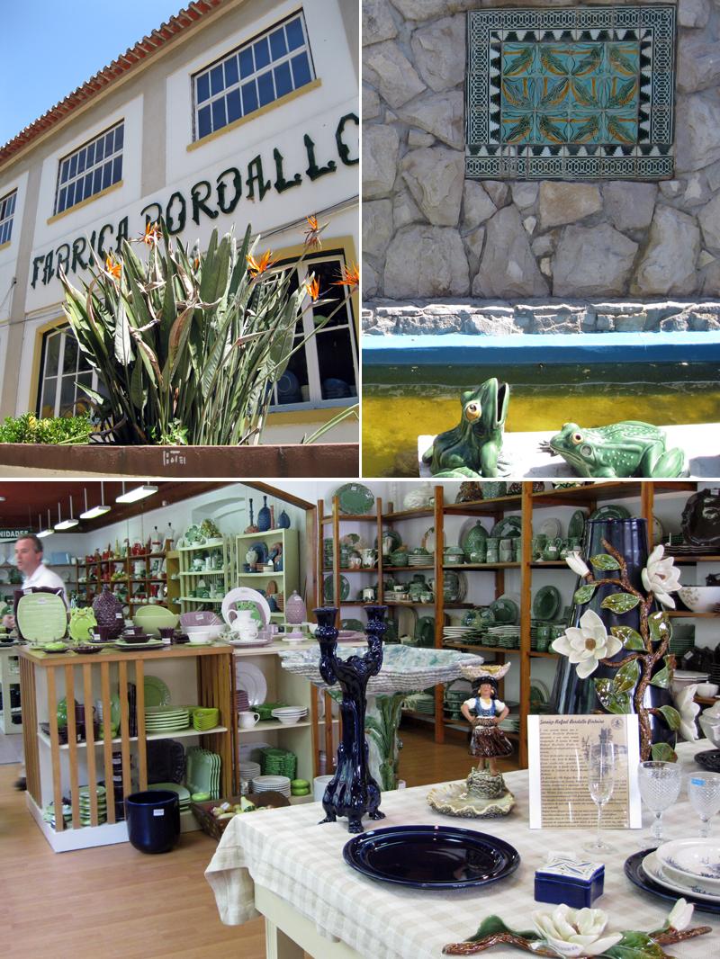 Fábrica Bordallo Pinheiro, Caldas da Rainha