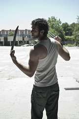 "Wolverine - James ""Logan"" Howlett (APP.lcious) Tags: male wolf comic muscle xmen superhero beast lobo mutant logan marvel macho wolverine origins mutante masculino superheroe lobezno jameshowlett origenes"
