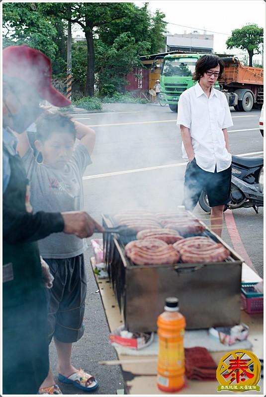 2011.05.20 大溪鬼扯烤香腸-2