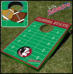 Florida State Bean Bag Toss Game