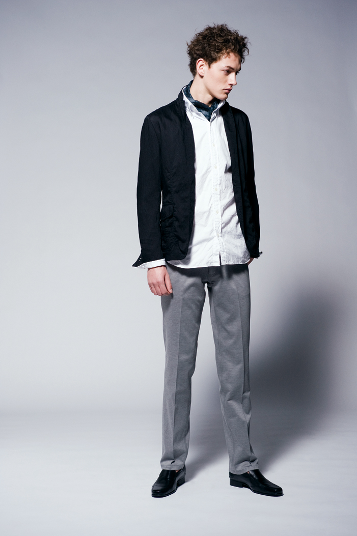 Jakob Hybholt0203_JOSEPH HOMME CASUAL 2011 Spring-Summer Collection(Official)