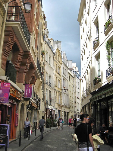 Paris Sidestreet