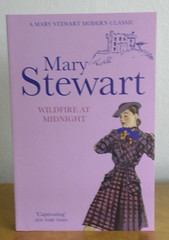 Mary Stewart, Wildfire at Midnight