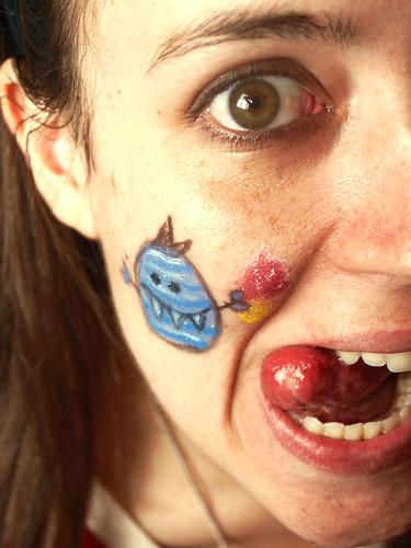 Monsterscake paint!